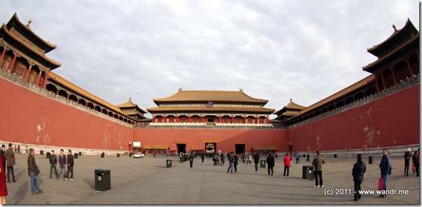 The Forbidden City is neither a city nor forbidden: Discuss.