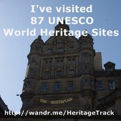 The impact of a UNESCO designation on travel sites